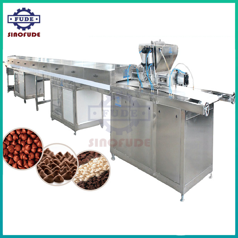 Chocolate Chipes Production Line