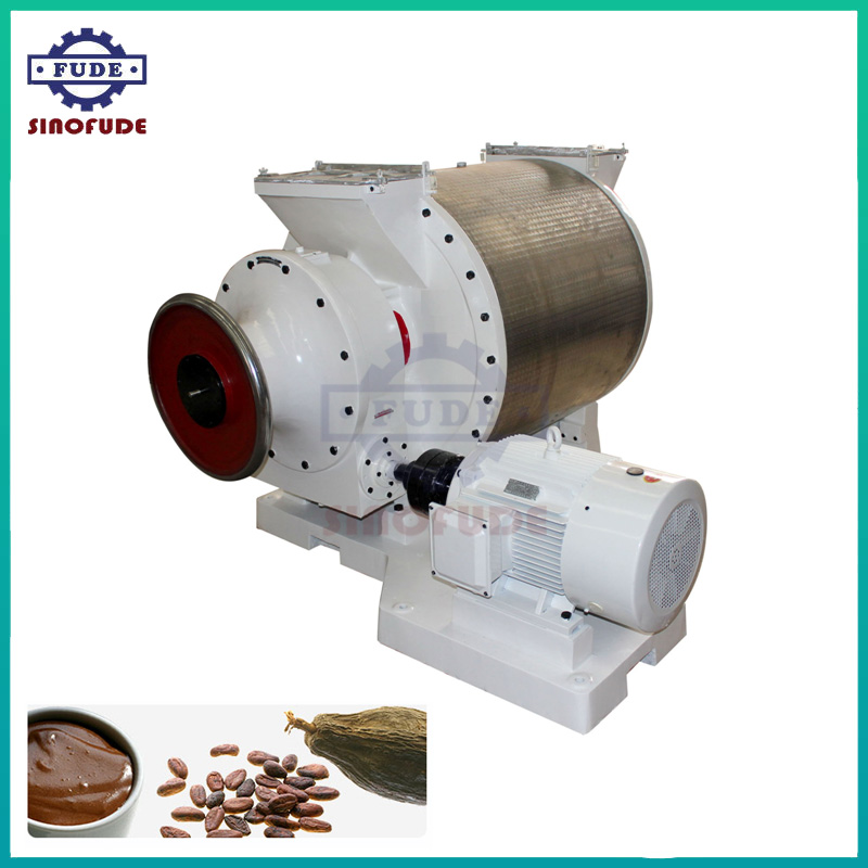 Chocolate Conche Refiner Machine