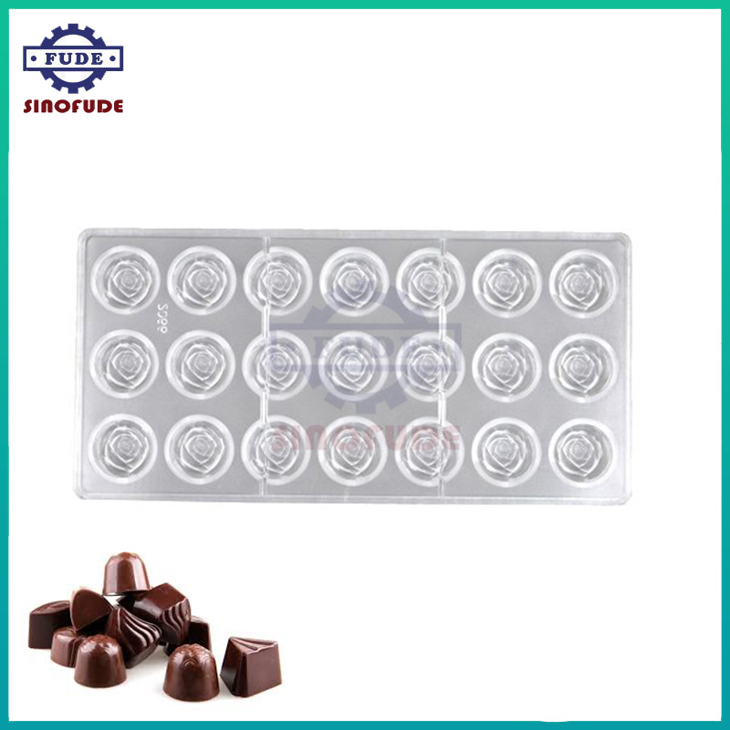 Chocolate Forming Moulds