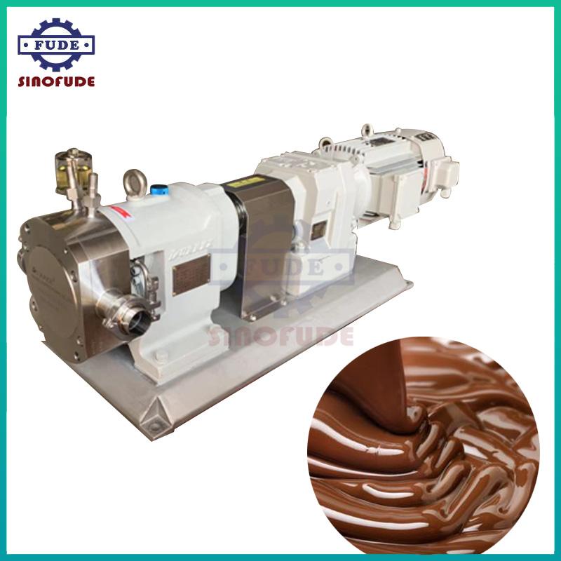 Chocolate Pump