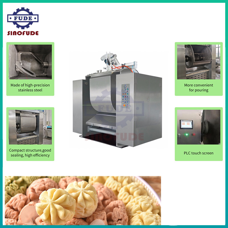 Dough Making Machines