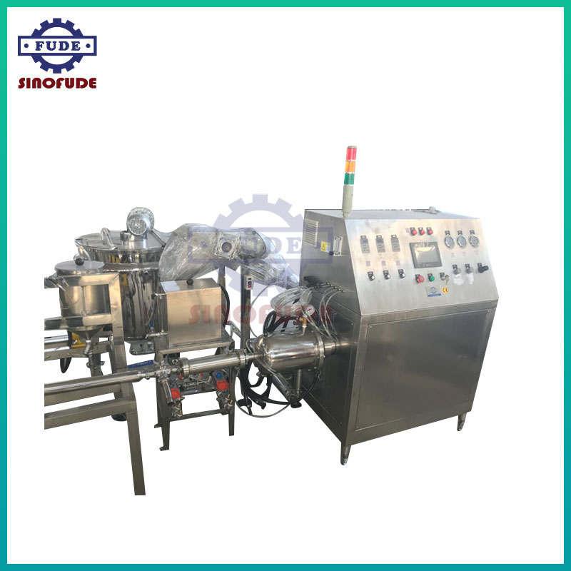 Extruded Marshmallow Production Line