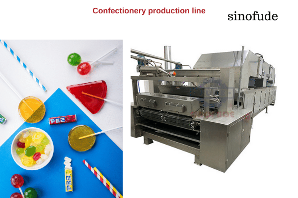 Confectionery-production-line