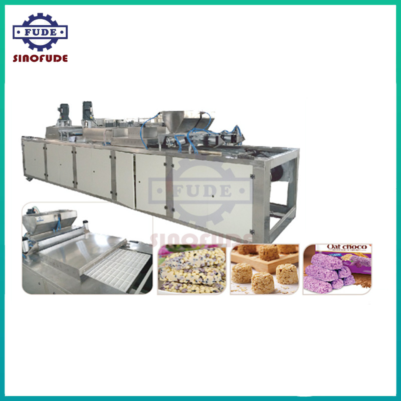 Oats Chocolate Production Line