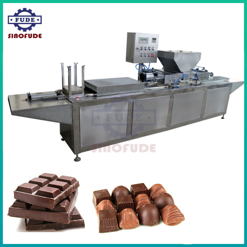 Semi-Auto Chocolate Moulding Machine