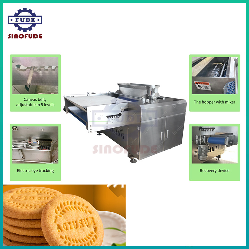 Soft Biscuit Rotary Moulder