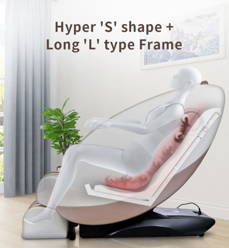What are the functions of the massage chair?