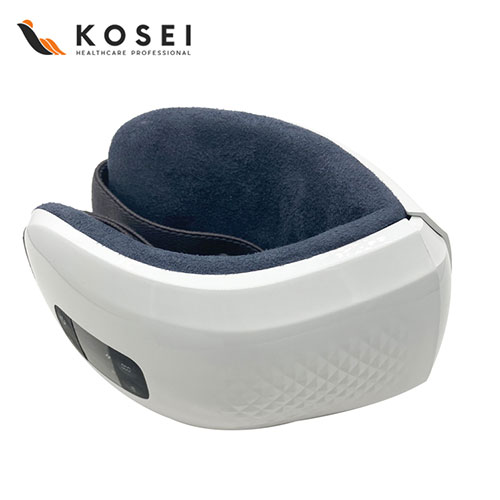 The function of the eye massager