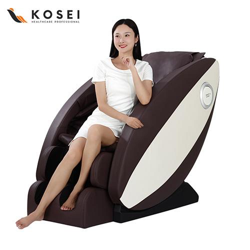 S Track 2D Massage Chair
