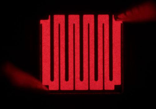 lessey entwickelt die weltweit erste rote InGaN-LED auf Siliziumbasis