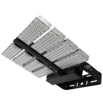 Adjustable Rotating Module Stadium Flood light na 1000W
