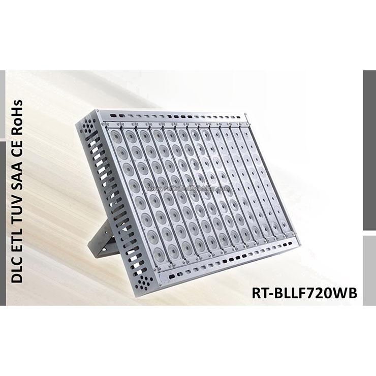 Самый яркий светодиодный прожектор 720Вт