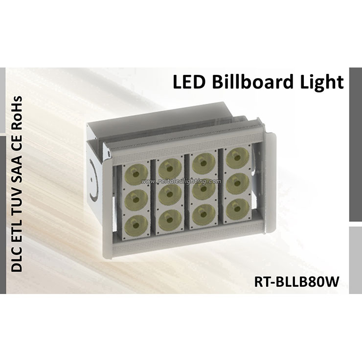 Led Billboard Light 80Watt