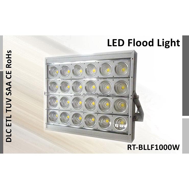 LED Flutlicht 1000Watt
