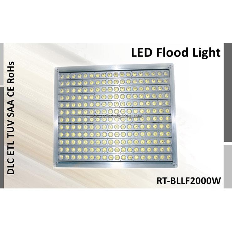 Neues LED-Flutlicht 2000Watt