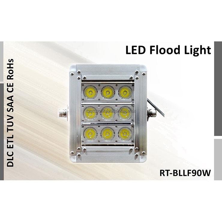 Neues LED-Flutlicht 90Watt