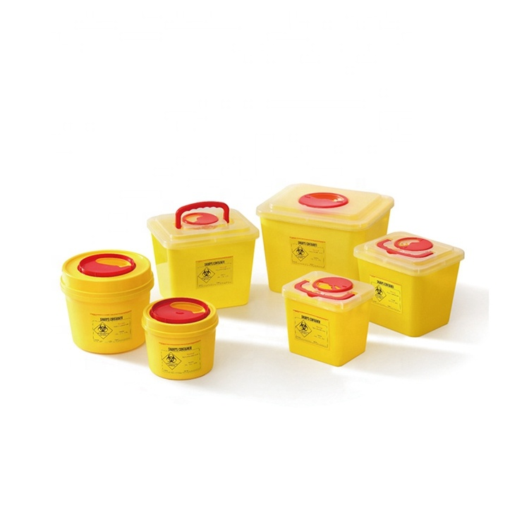 Brief introduction about sharps container