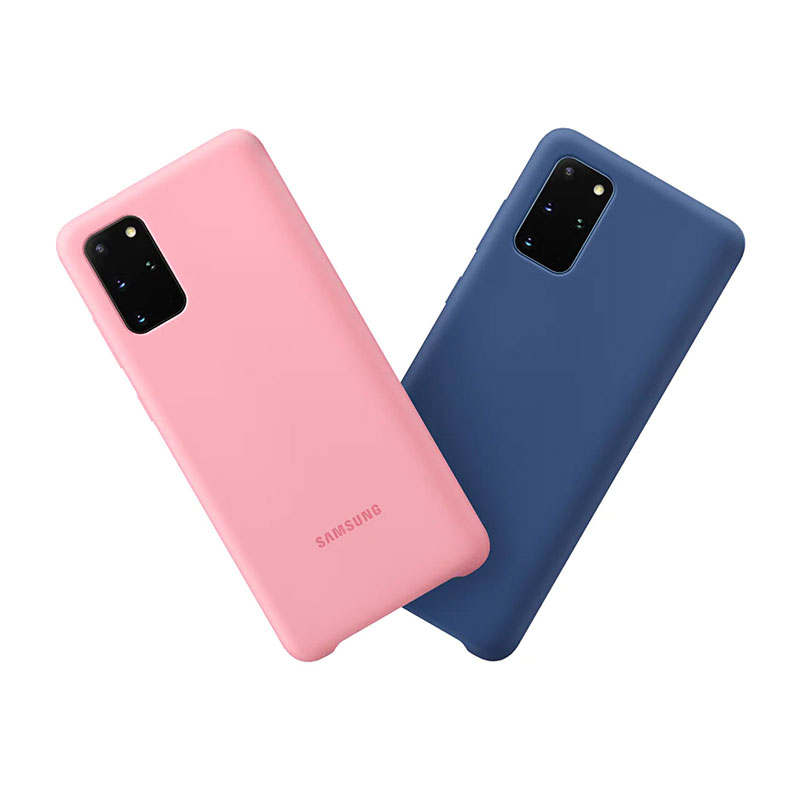 OEM Quality Silicone Cover for Samsung Galaxy S20+ Plus EF-PG985TBEG