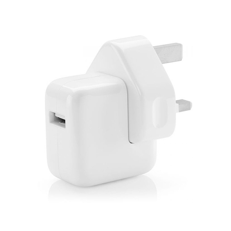 Apple 12W USB-based Power Adapter Offers Fast Efficient Charging