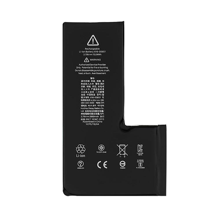 Iphone Xs Max. Akku Echte Kapazität Original-Li-Ionen-Akku für Mobiltelefone