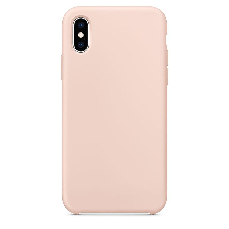 iPhone XS Silikonhülle
