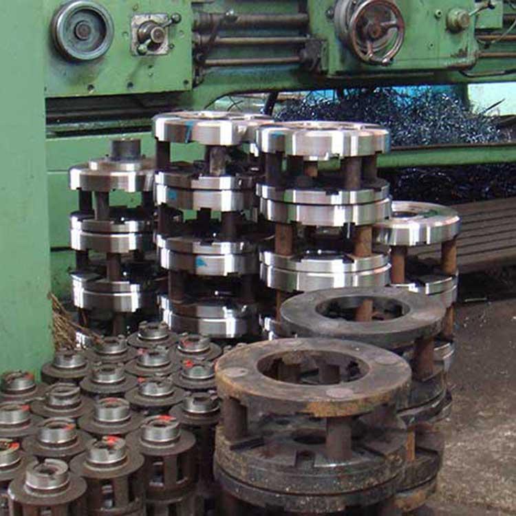 Wear-resisting Parts For Blastwheel