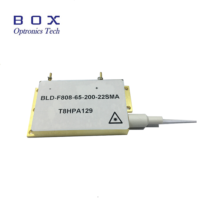 450nm 20W Multimode Pigtailed လေဆာ Diode