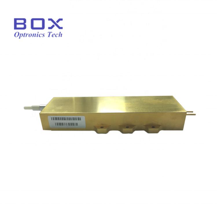 450nm 60W Bule Fiber သည် Diode Laser ကိုပေါင်းစပ်ထားသည်