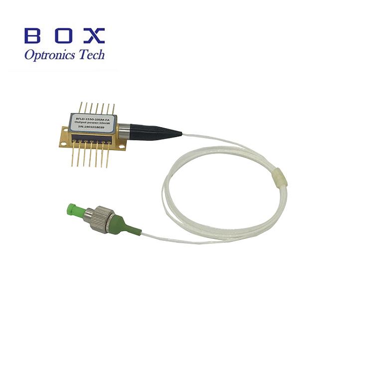 DWDM 10 мВт DFB көбелекті лазерлік диод