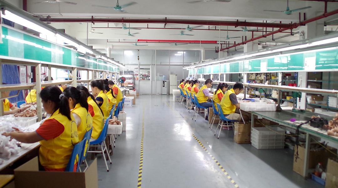 کارخانه و انبار Xingkelai