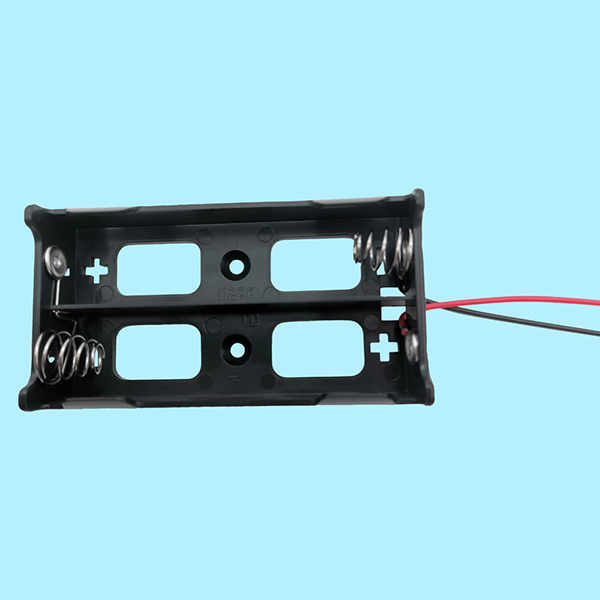 18650 Battery Holder with Wire