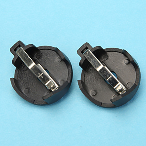 Cr2032 Holder with PC Pins