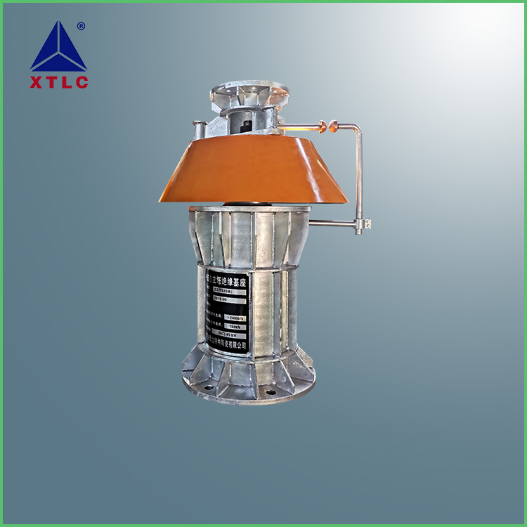 Medium Wave Self-supporting Tower Base Insulator