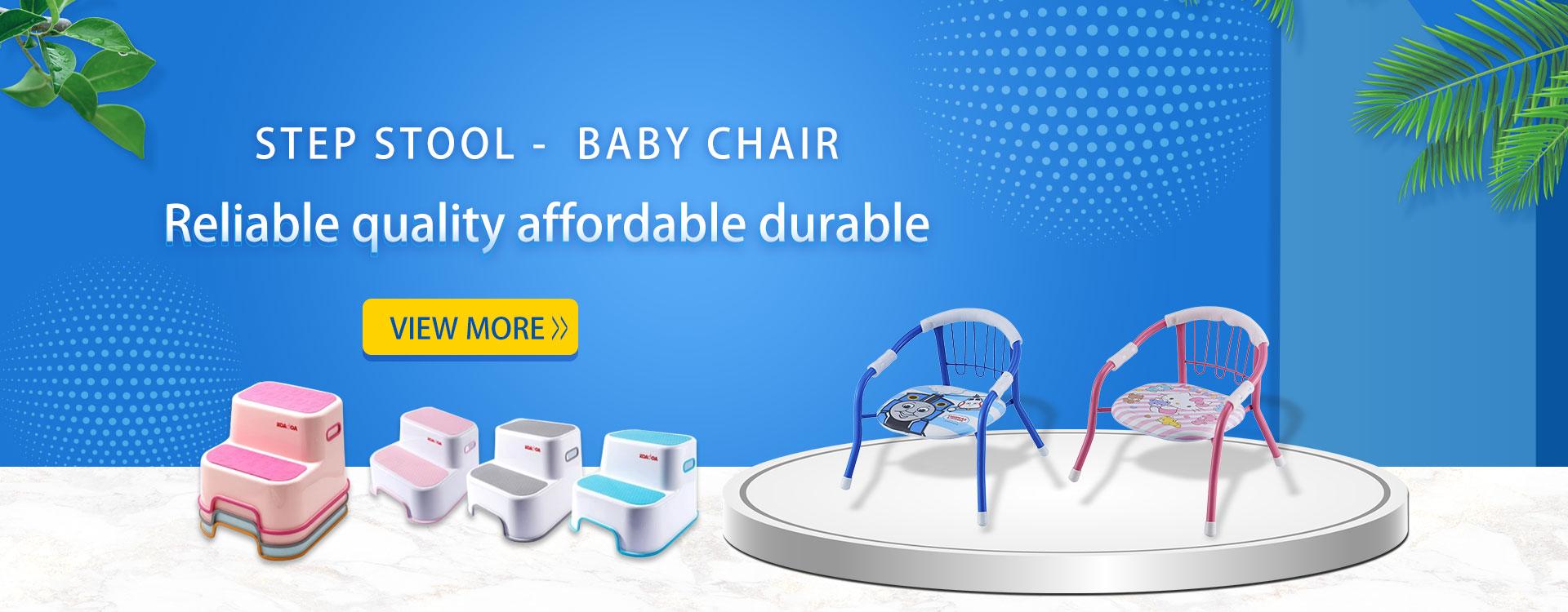 Kroková stolička