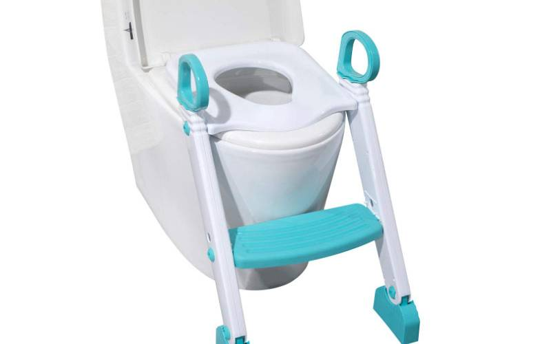 It is very important to choose the right toilet seat to properly train your baby.