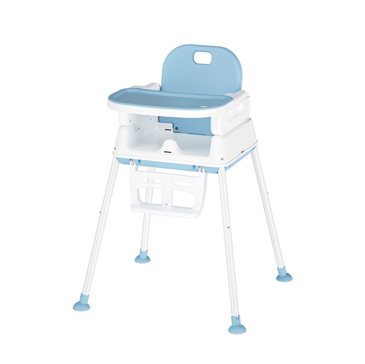 3-in-1 Baby High Chair Multi-stage Booster Toddler Dinning Chair