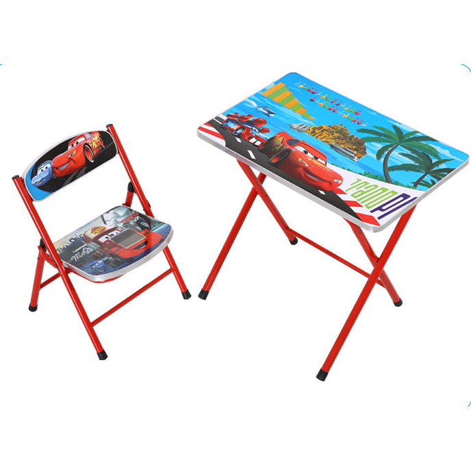 Activity Folding Children Table & Chair Set
