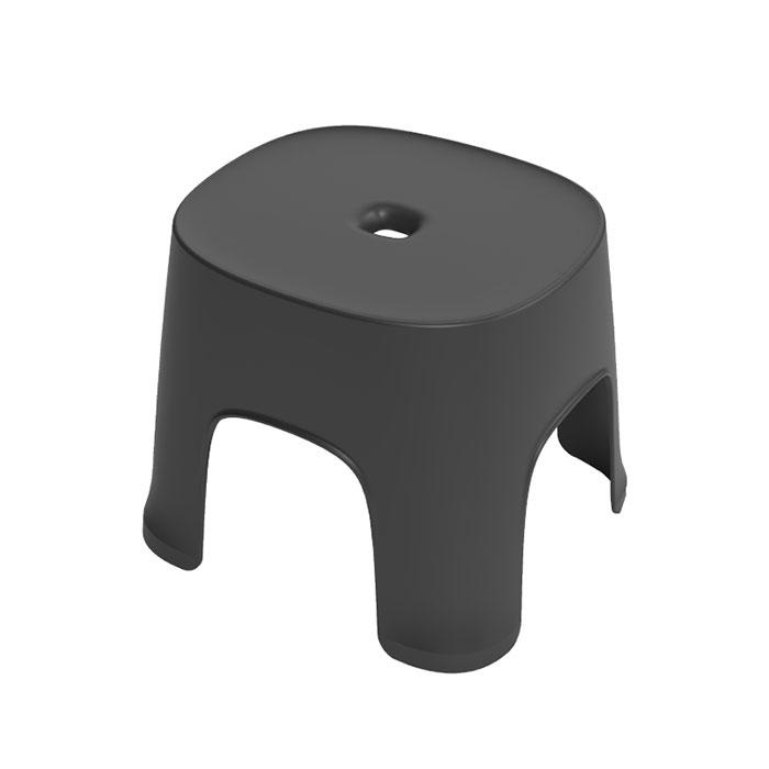 Anti-Skid Plastic Bathroom Bench Stool