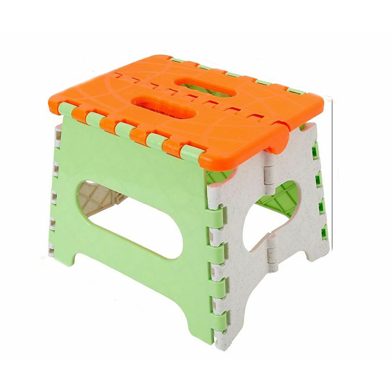Anti Slip Strengthen Plastic Stepping Stool For Kids & Adults