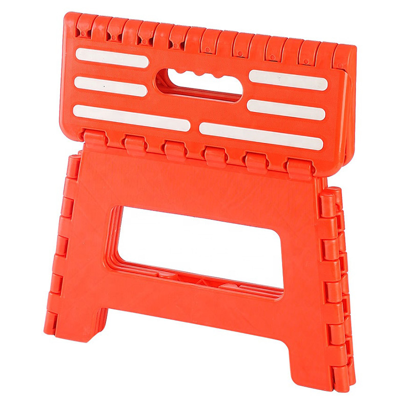 Collapsible Folding Plastic Kitchen Step Footrest Stool For Adults Kids Step Use