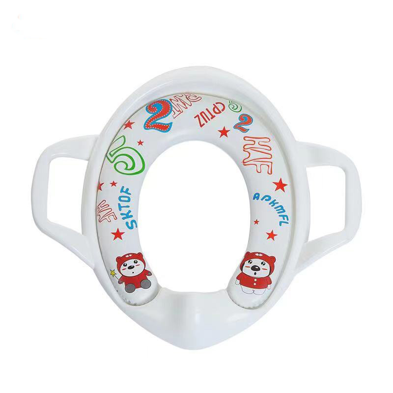 Colorful Portable Soft Potty Training Baby Seat