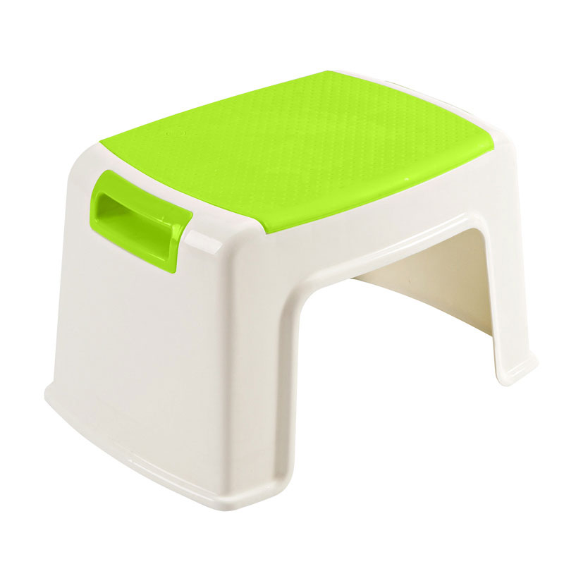 Household Child Toilet Training Step Stool With Anti-slip Grips For Kids