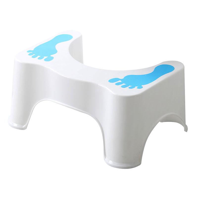 Household Portable Plastic Potty Toilet Stool