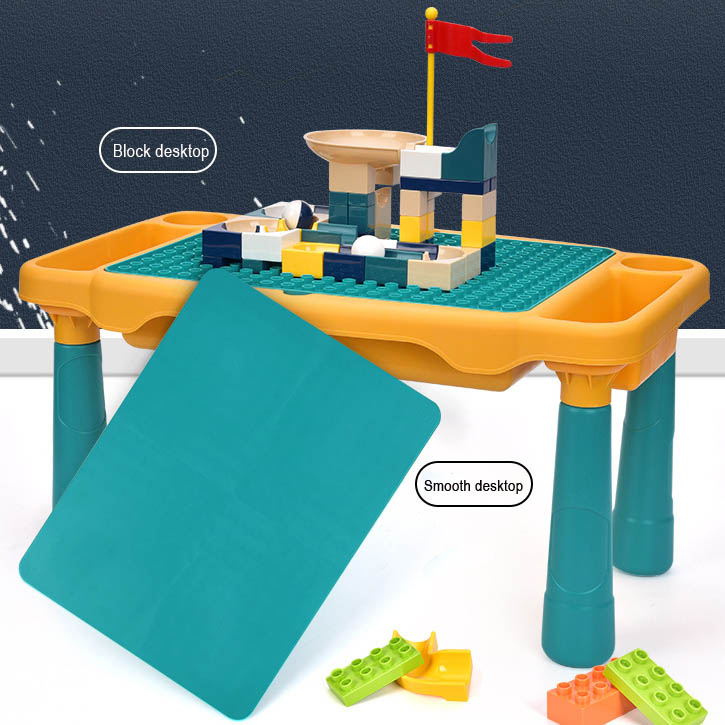 Household promotion gift toddler kids Activity Table and A Chair Set
