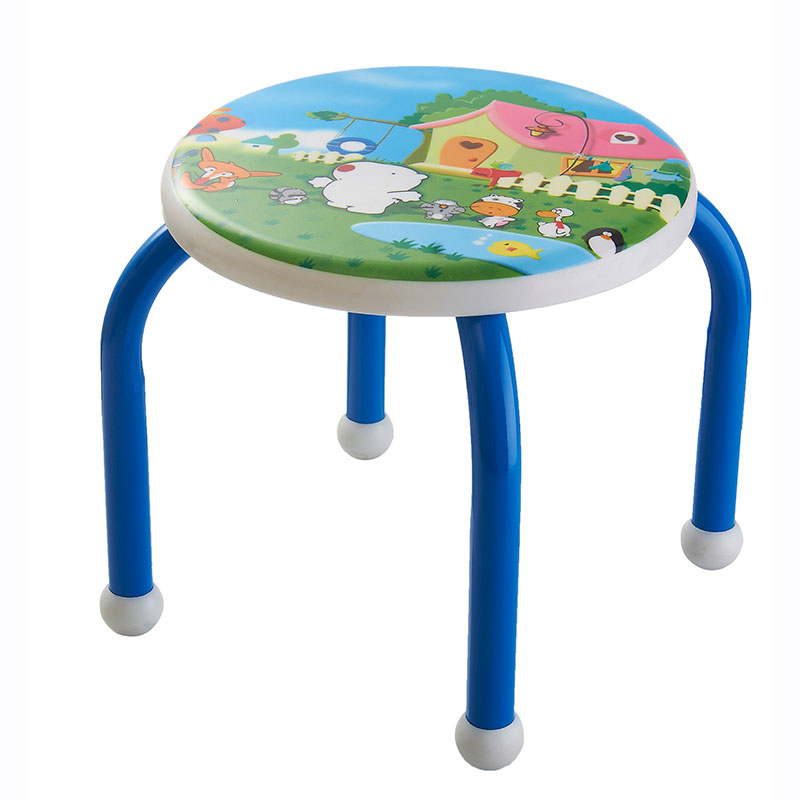 Household Steel Stackable Baby Chair