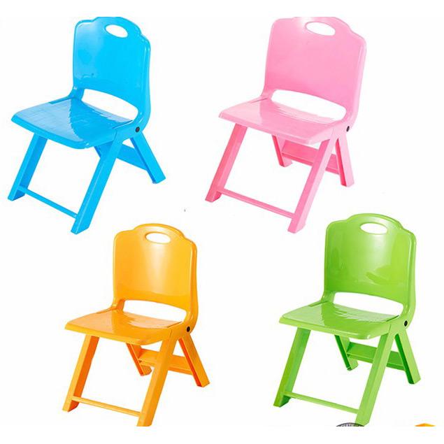 Plastic Flash Folding School Children Chair