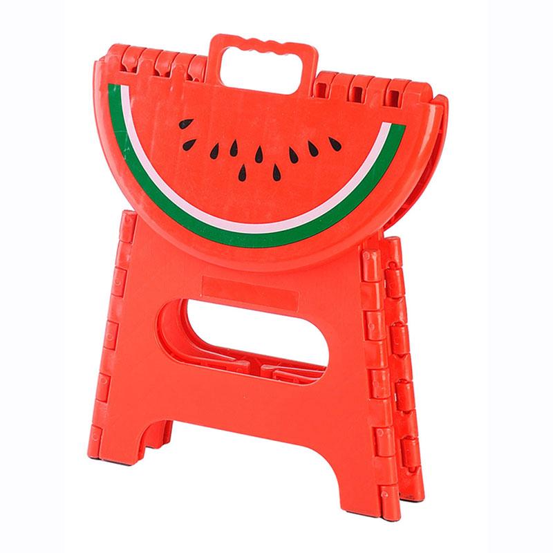 Plastični gospodinjski okrogli stol