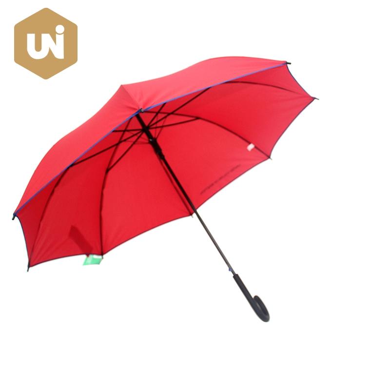 Automatic Long Stick Rain Umbrella