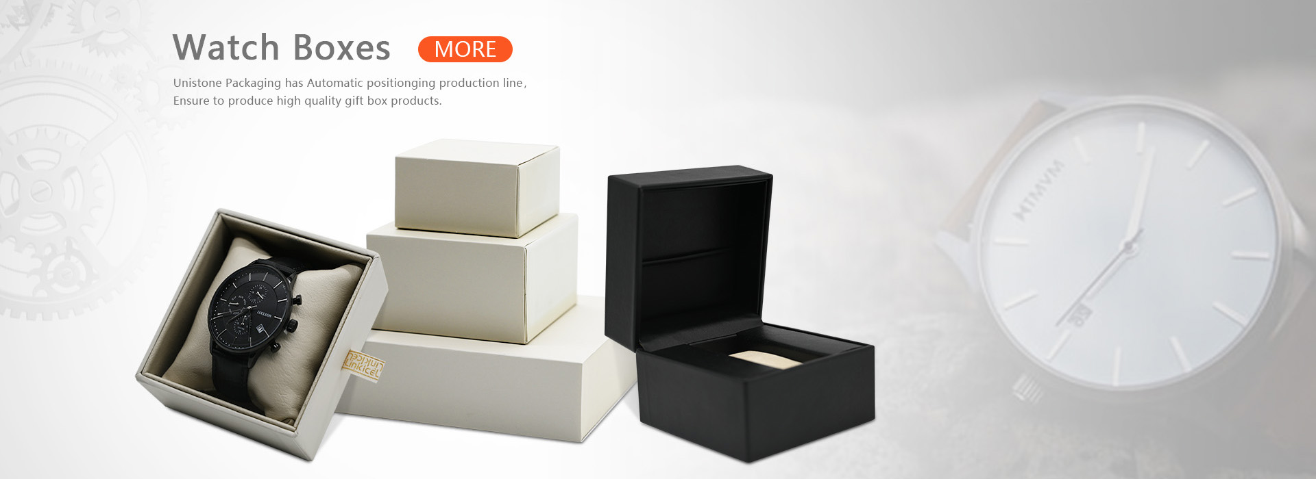 Watch Boxes Manufacturers