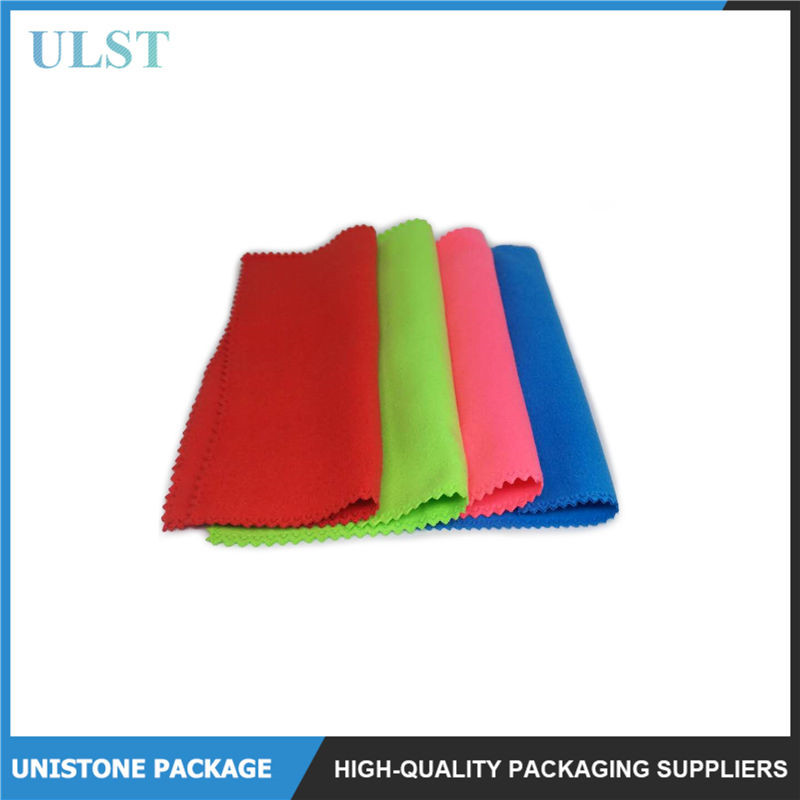 High Quality Microfiber Camera Cleaning Cloth